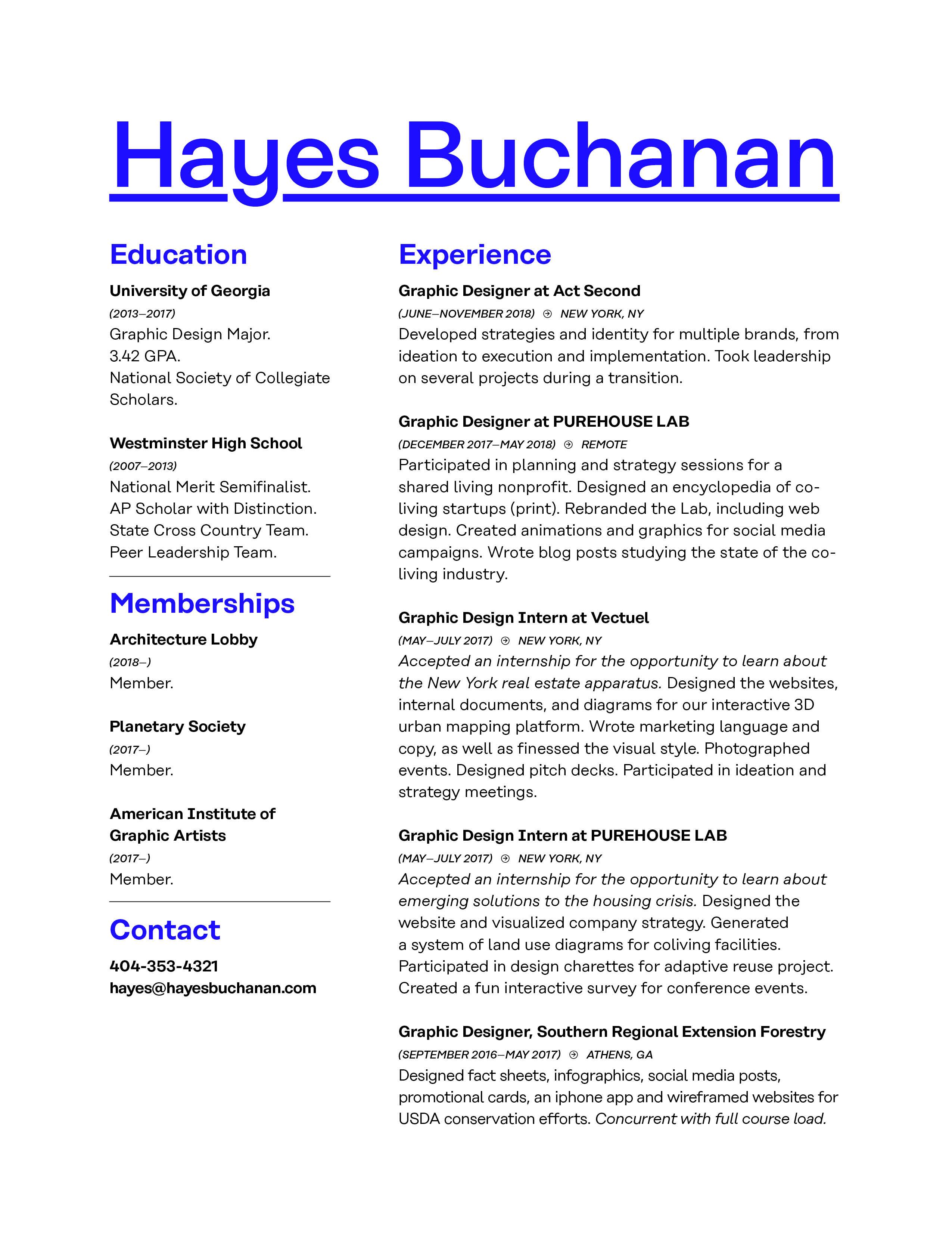 Resume (Nov2018)